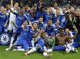 Chelsea Champions League Team