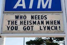 heisman lynch